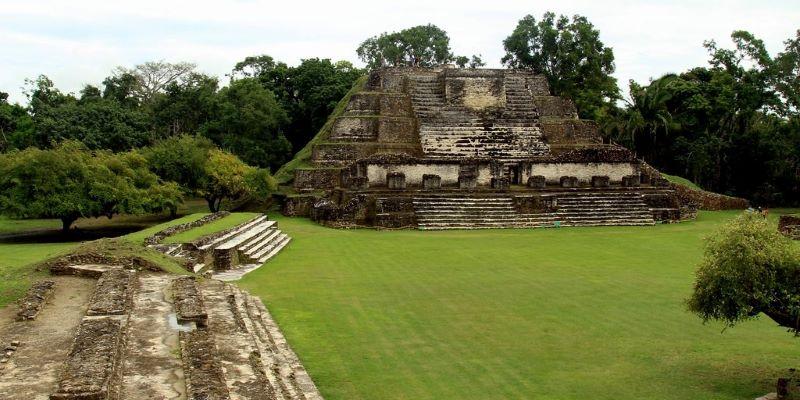 Altun Ha Mayan Ruins Belize